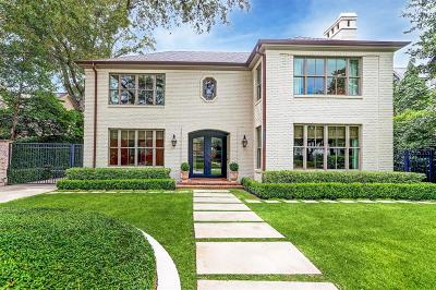 Channelview, Friendswood, Houston, Humble, Kingwood, Pearland, South Houston, Sugar Land, West University Place Single Family Home For Sale: 2220 Looscan Lane