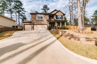 Willis Single Family Home For Sale: 9073 S Comanche Circle