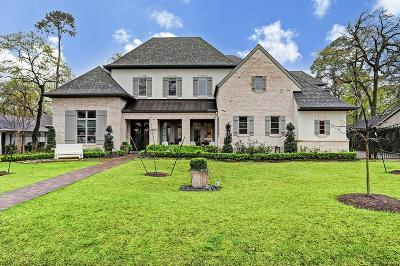 Houston Single Family Home For Sale: 10935 Britoak Lane