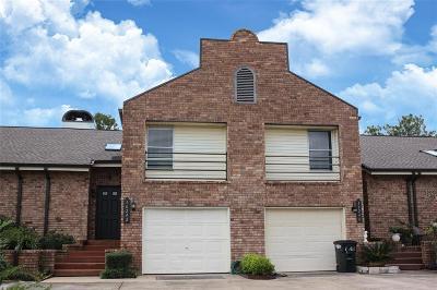 Houston TX Condo/Townhouse For Sale: $156,000