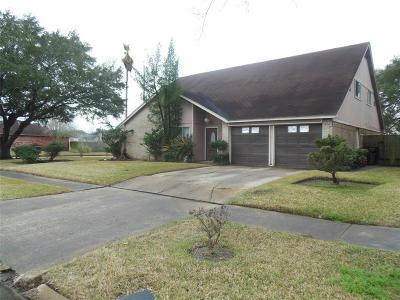 Missouri City Single Family Home For Sale: 16626 Quail Briar