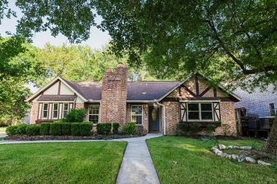 Single Family Home For Sale: 5307 Whittier Oaks Drive