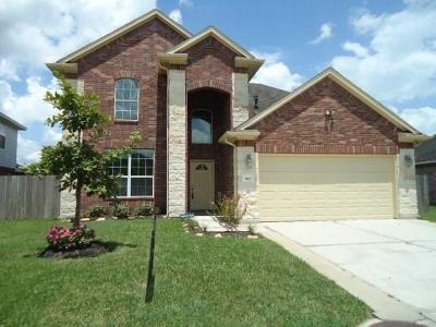 Spring Single Family Home For Sale: 5107 Lost Cove Lane
