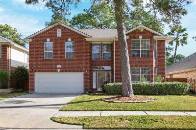 Spring Single Family Home For Sale: 17114 Carroll Lake Drive