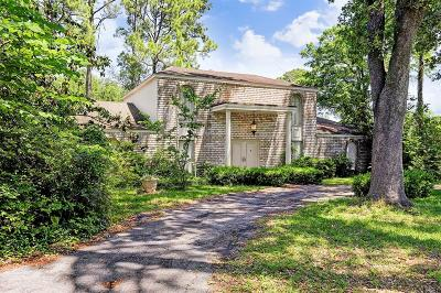 Houston Single Family Home For Sale: 11306 Jamestown Road