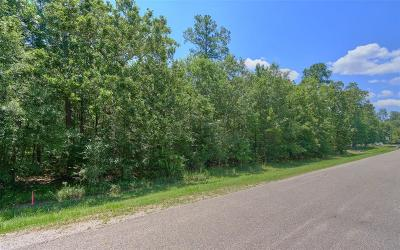 Conroe Residential Lots & Land For Sale: 12005 White Oak Run
