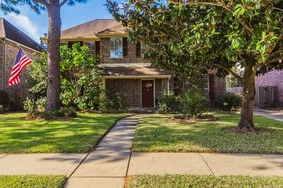 Houston Single Family Home For Sale: 7907 Millbrook Drive