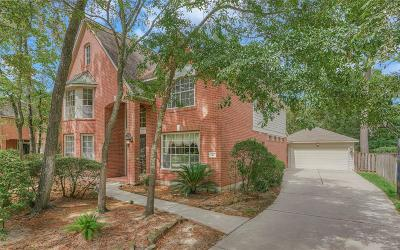 The Woodlands Single Family Home For Sale: 42 Meadowridge Place