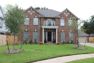 Sugar Land Single Family Home For Sale: 1106 Woodside Court