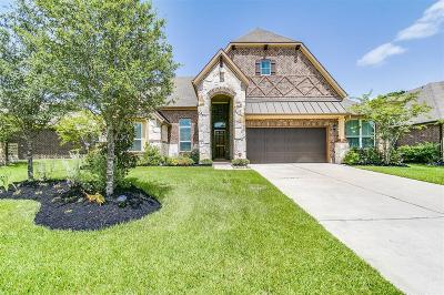 Katy Single Family Home For Sale: 5810 Green Meadows Lane