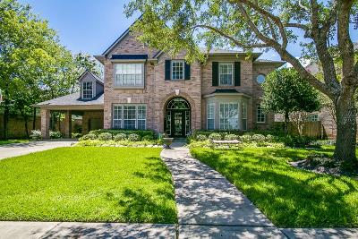 Sugar Land Single Family Home For Sale: 7714 Northwoods Drive