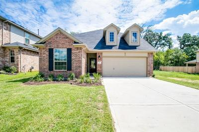 Montgomery Single Family Home For Sale: 438 Terra Vista Cir