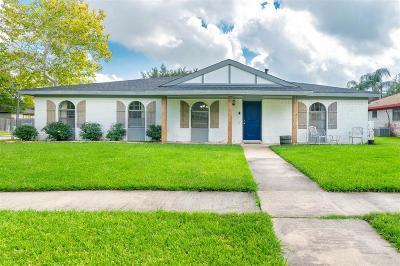 La Porte Single Family Home For Sale: 5101 Meadow Crest Street