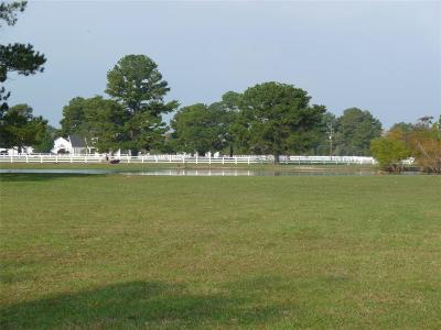 Cypress Farm & Ranch For Sale: 18609 Cypress Rosehill Road