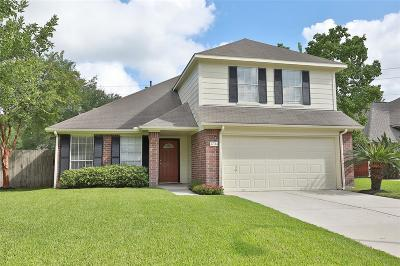Spring Single Family Home For Sale: 3734 Oak Lace Drive
