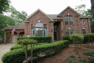 The Woodlands Single Family Home For Sale: 2 Wild Colt