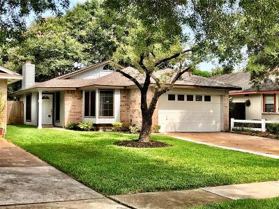 Katy Single Family Home For Sale: 1726 Bugle Run Drive