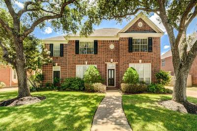 Cinco Ranch Single Family Home For Sale: 2123 Morning Park Drive
