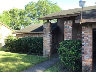 Missouri City Single Family Home For Sale: 807 Whispering Pine Drive