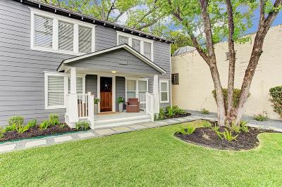 Houston Single Family Home For Sale: 509 E 16th Street