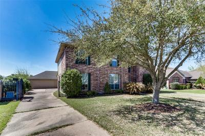 Pearland Single Family Home For Sale: 3218 Bruno Way