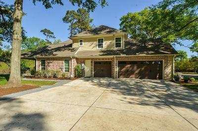 Houston Single Family Home For Sale: 323 Isolde Drive