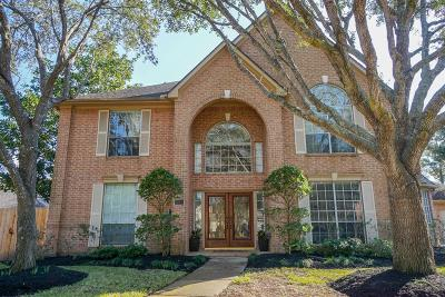 Katy Single Family Home For Sale: 22207 Winding Lake Court