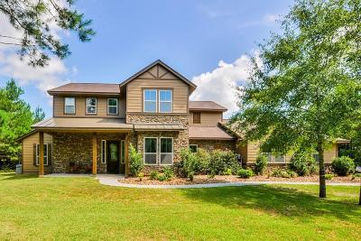 Montgomery Single Family Home For Sale: 26064 Crown Ranch Boulevard