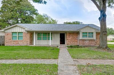 Houston Single Family Home For Sale: 5402 Indigo Street