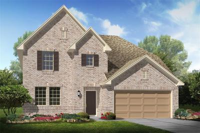 Katy Single Family Home For Sale: 24027 Bluestem Ridge Court