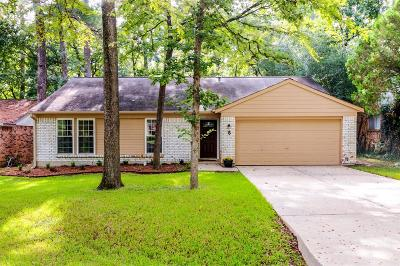 Spring Single Family Home For Sale: 8 Basal Briar Court
