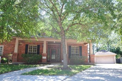 Cypress Single Family Home For Sale: 18007 Trellis Estates Court