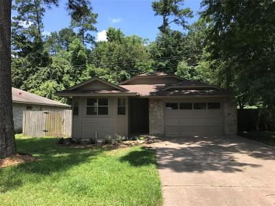 Spring Single Family Home For Sale: 5011 Maurita Drive