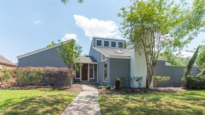 Houston Single Family Home For Sale: 14115 Briarhills Parkway