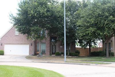Houston Single Family Home For Sale: 16614 Dawson Mill Court
