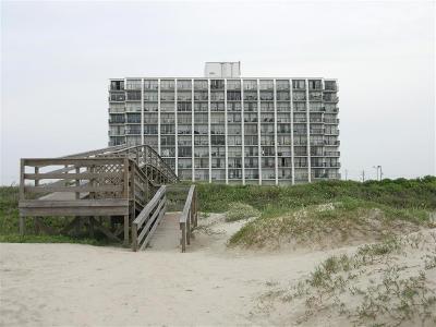 Galveston Mid/High-Rise For Sale: 415 East Beach Drive #701-702