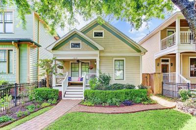 Houston Single Family Home For Sale: 1315 Tulane Street
