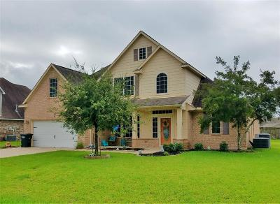 Baytown Single Family Home For Sale: 13906 Martinique Lane