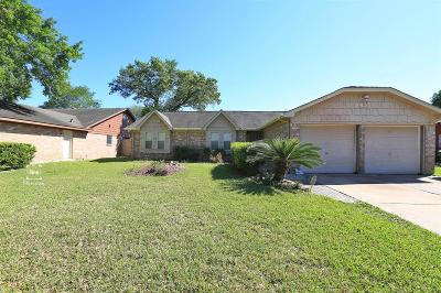 Houston Single Family Home For Sale: 9427 Portal Drive