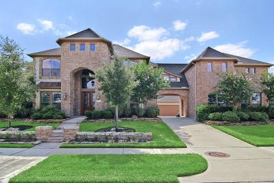 Cypress Single Family Home For Sale: 18702 N Thomas Shore Drive