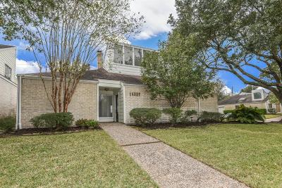 Houston Single Family Home For Sale: 14327 Briarhills Parkway