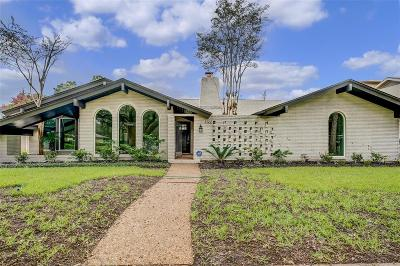 Meyerland Single Family Home For Sale: 5122 Contour Place