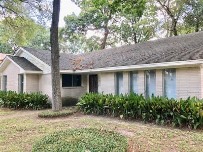 Houston Single Family Home For Sale: 906 Autumn Oaks Drive