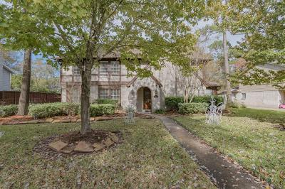 Conroe Single Family Home For Sale: 27273 Wells Lane