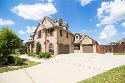 Conroe Single Family Home For Sale: 1809 Jessie Ann Court
