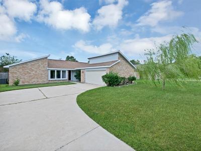 Missouri City Single Family Home For Sale: 1843 Fall Meadow Drive