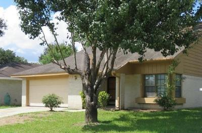 Spring Single Family Home For Sale: 9102 Longcroft Drive