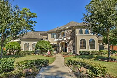 Cypress Single Family Home For Sale: 13607 Leon Springs Lane
