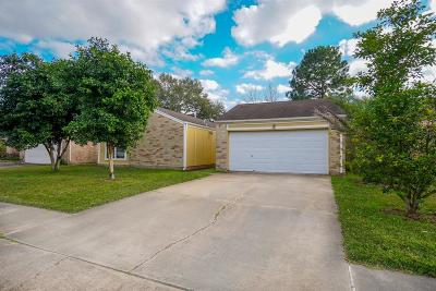Houston TX Single Family Home For Sale: $147,500