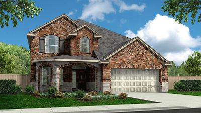 Katy Single Family Home For Sale: 24314 Kee Cresta